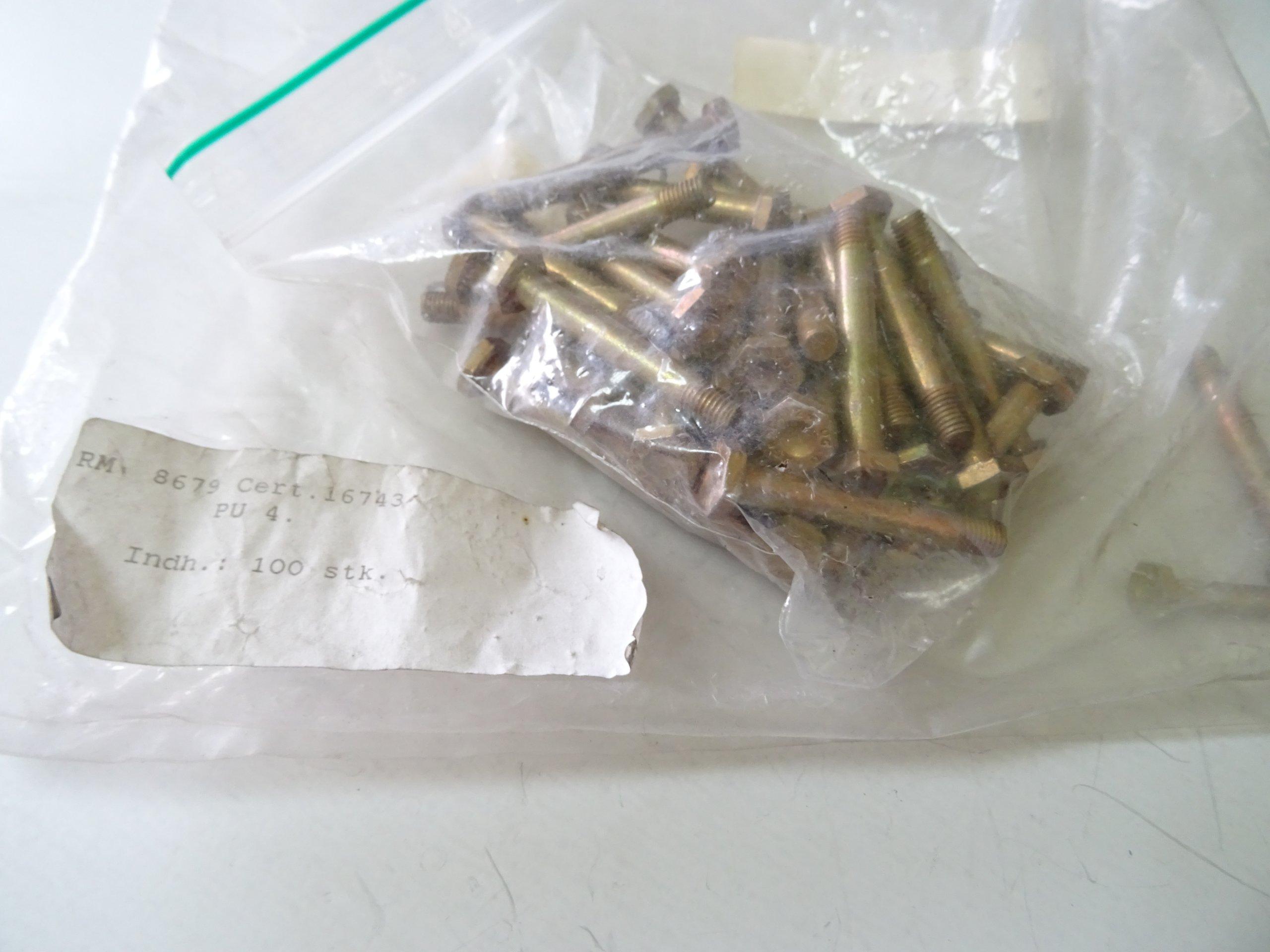 ŚRUBA ŚRUBY BLIND BOLT RM8679