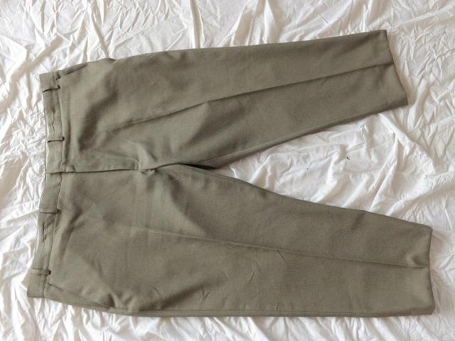Spodnie Męskie Wizytowe Garniturowe Pas 118cm