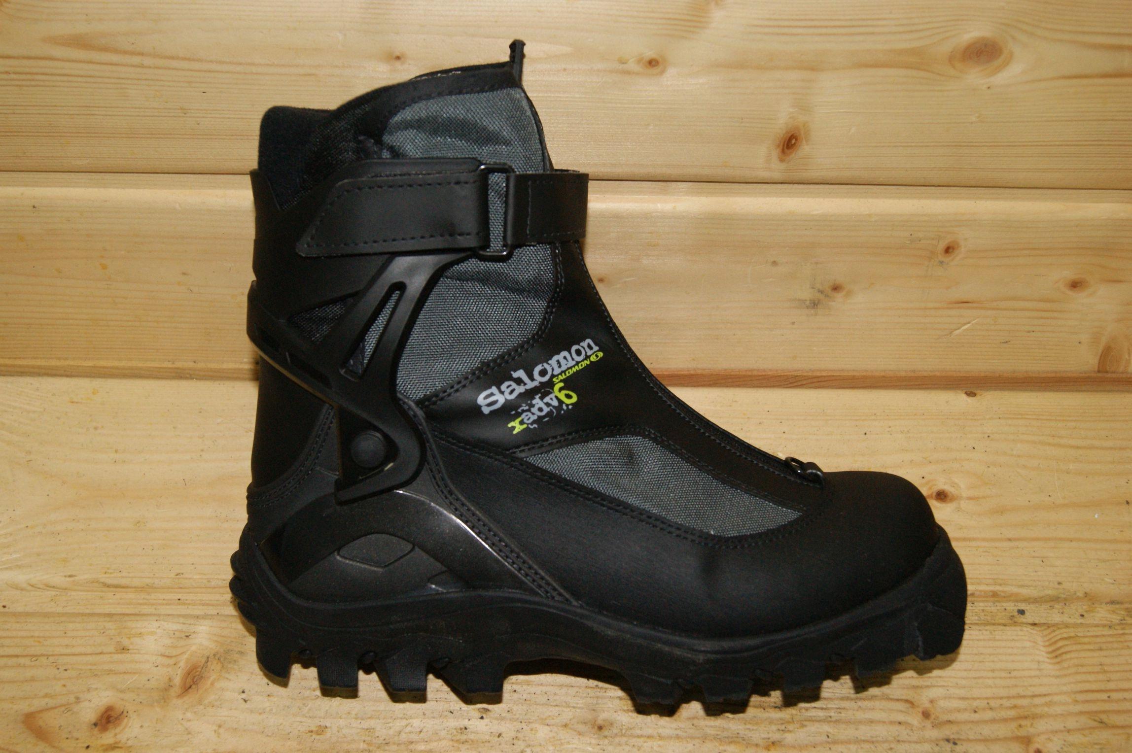Buty biegowe SALOMON BC X-ADV 6 r.29 cm EU45 1/3