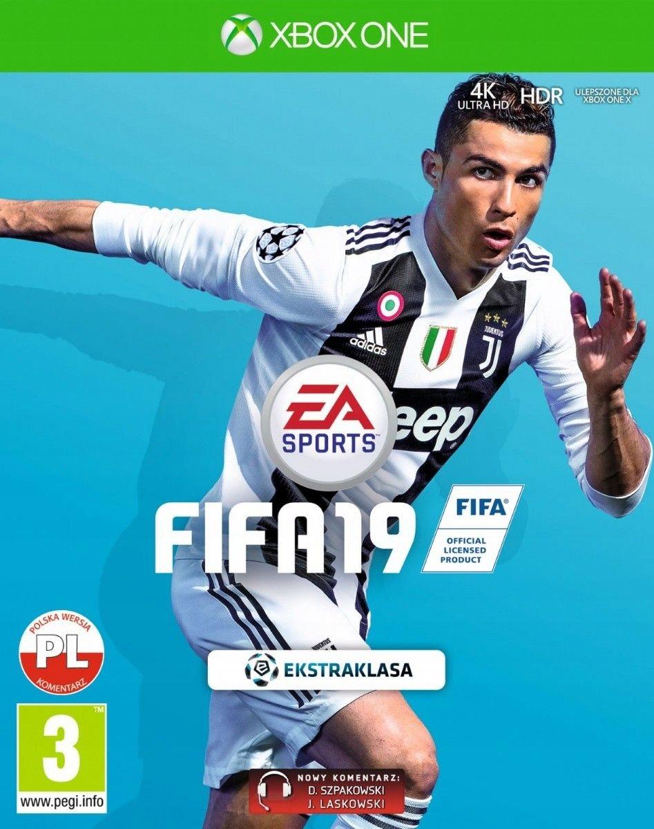BYD - EA Gra Xbox ONE FIFA 19