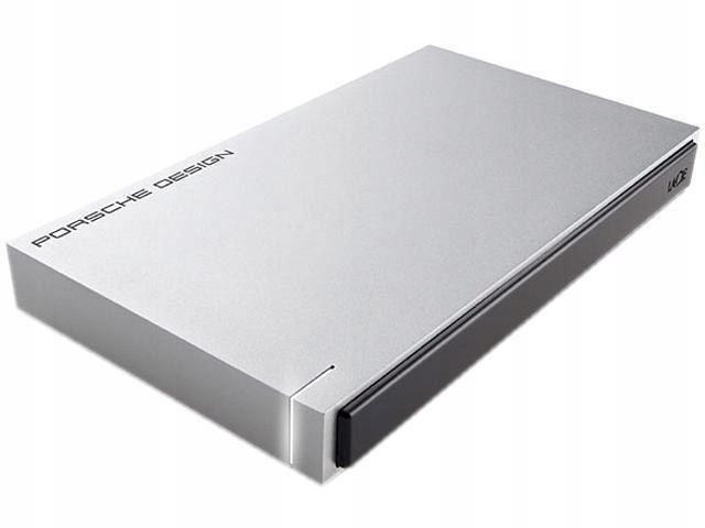 Dysk zewnętrzny HDD LaCie LAC9000304_BULK (500 GB;
