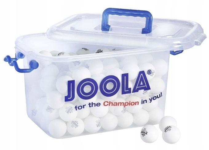 Piłeczki Joola Training 40 białe 144szt.
