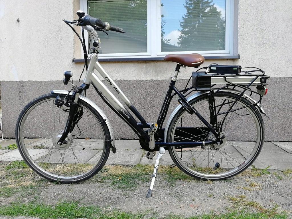 E-Bike City Star