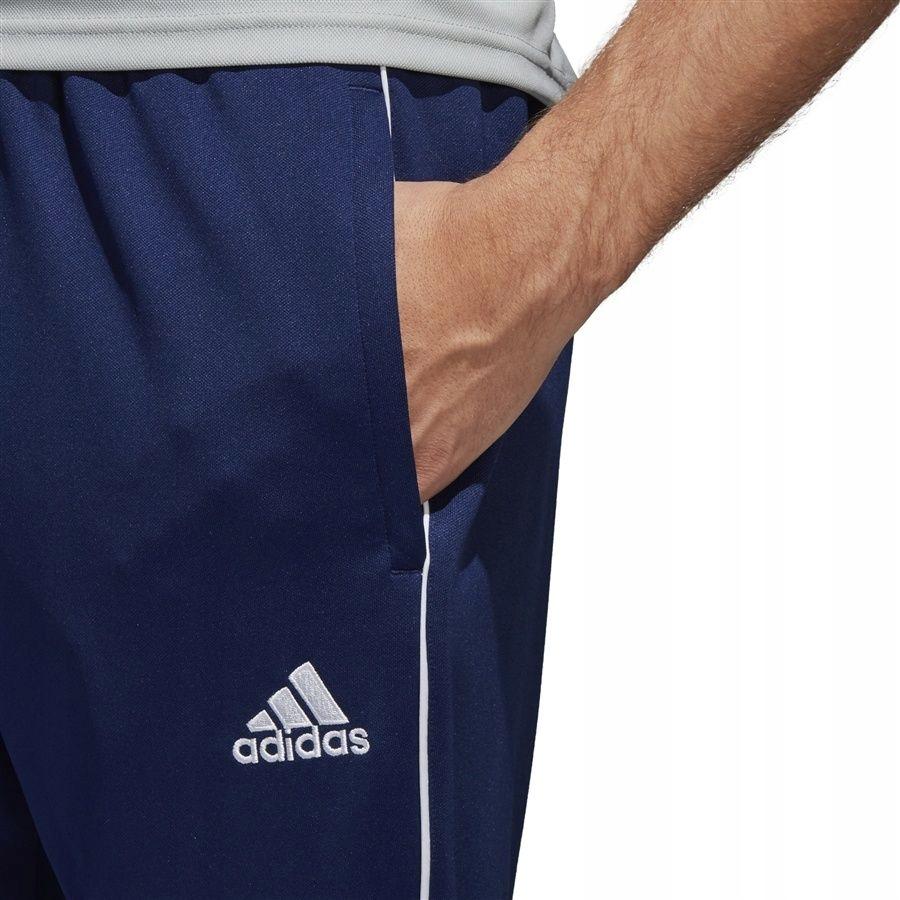 Spodnie adidas CORE 18 PNT CV3988 S granatowy