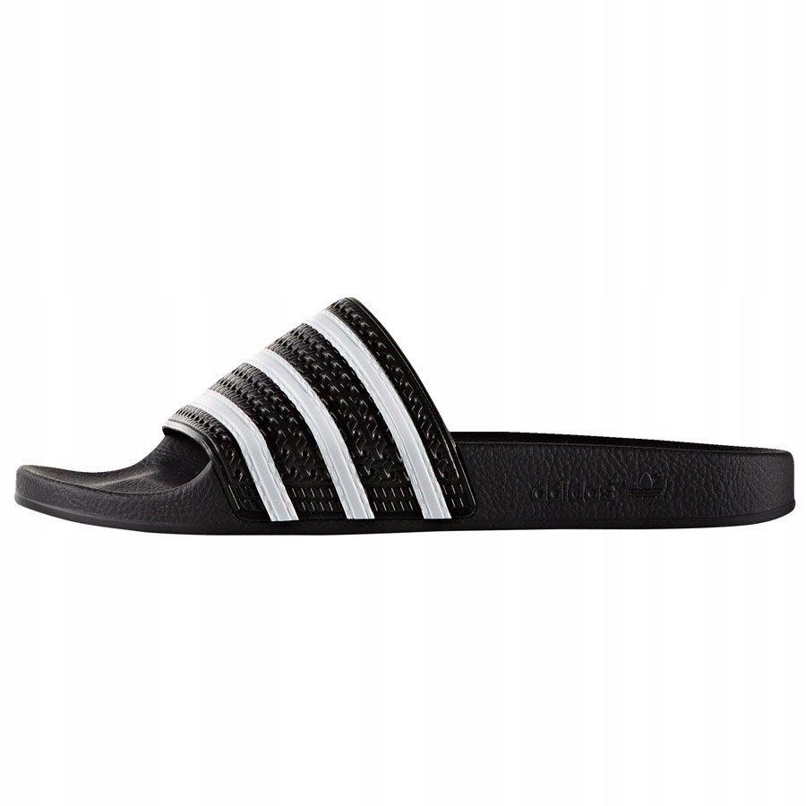 Klapki Damskie basenowe adidas Originals czarn 38