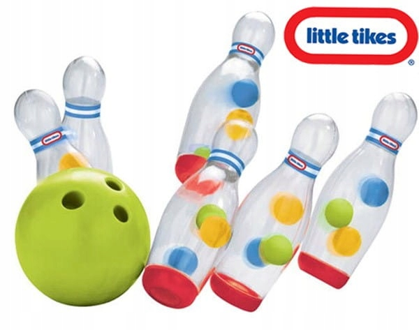 LITTLE TIKES Kręgle Clearly Sports Bowling