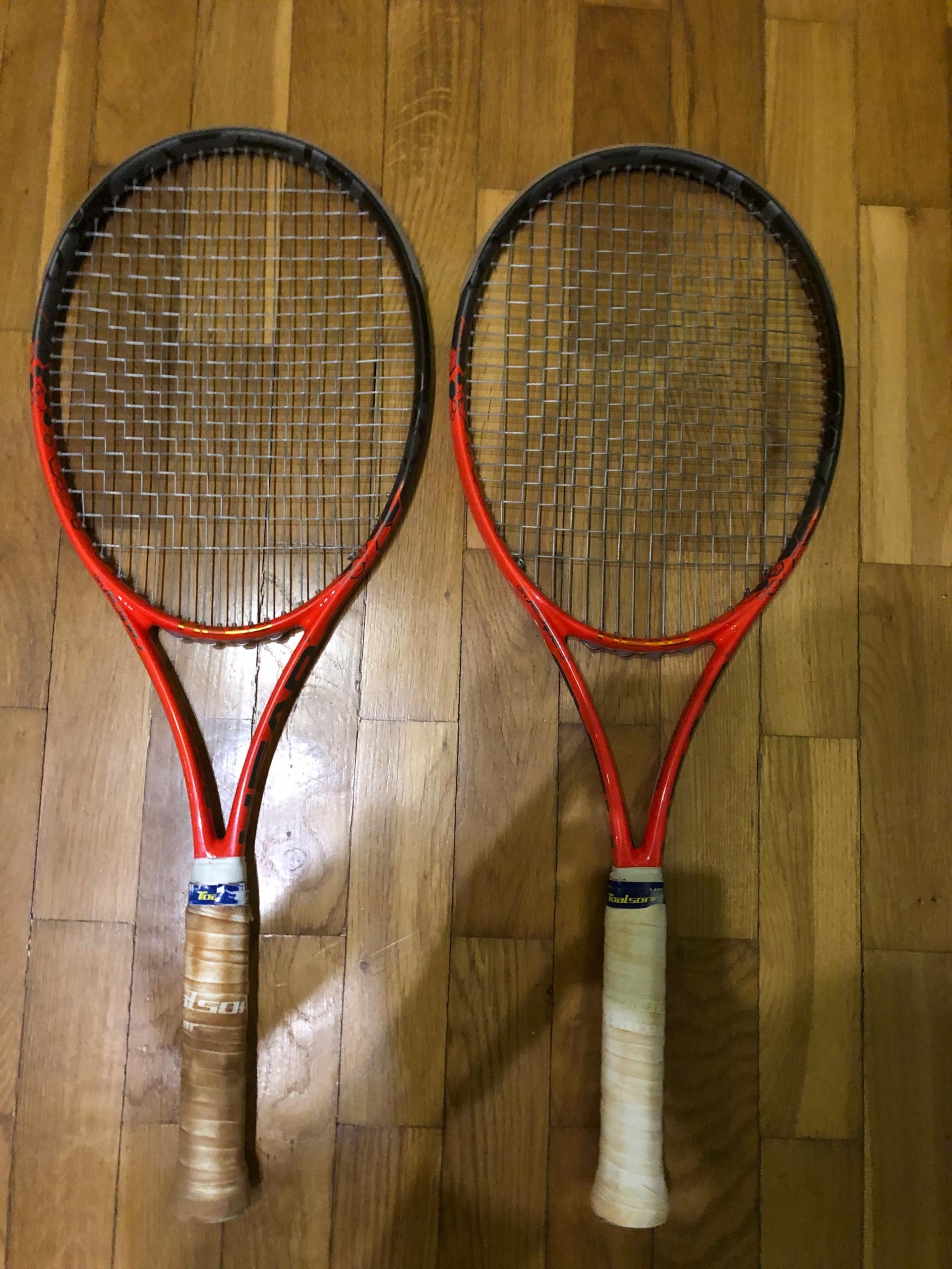 Rakiety tenisowe HEAD YOUTEK IG RADICAL MP 2szt.