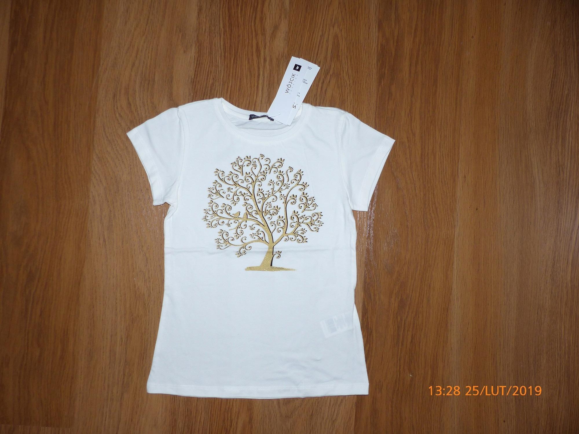 Wójcik koszulka 140cm NOWA