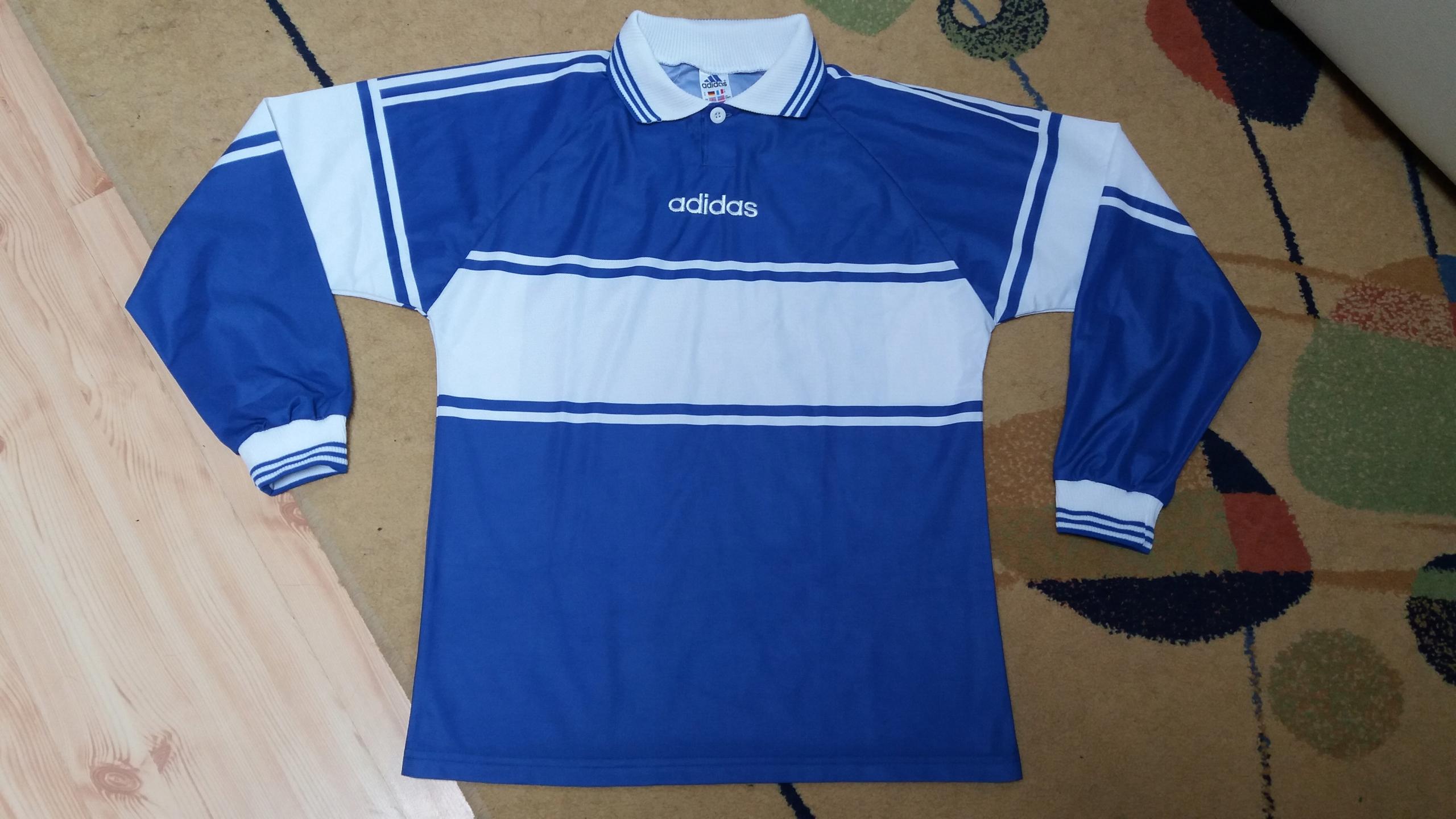 Adidas retro oldschool S jak nowa lata 90 Lech Poz