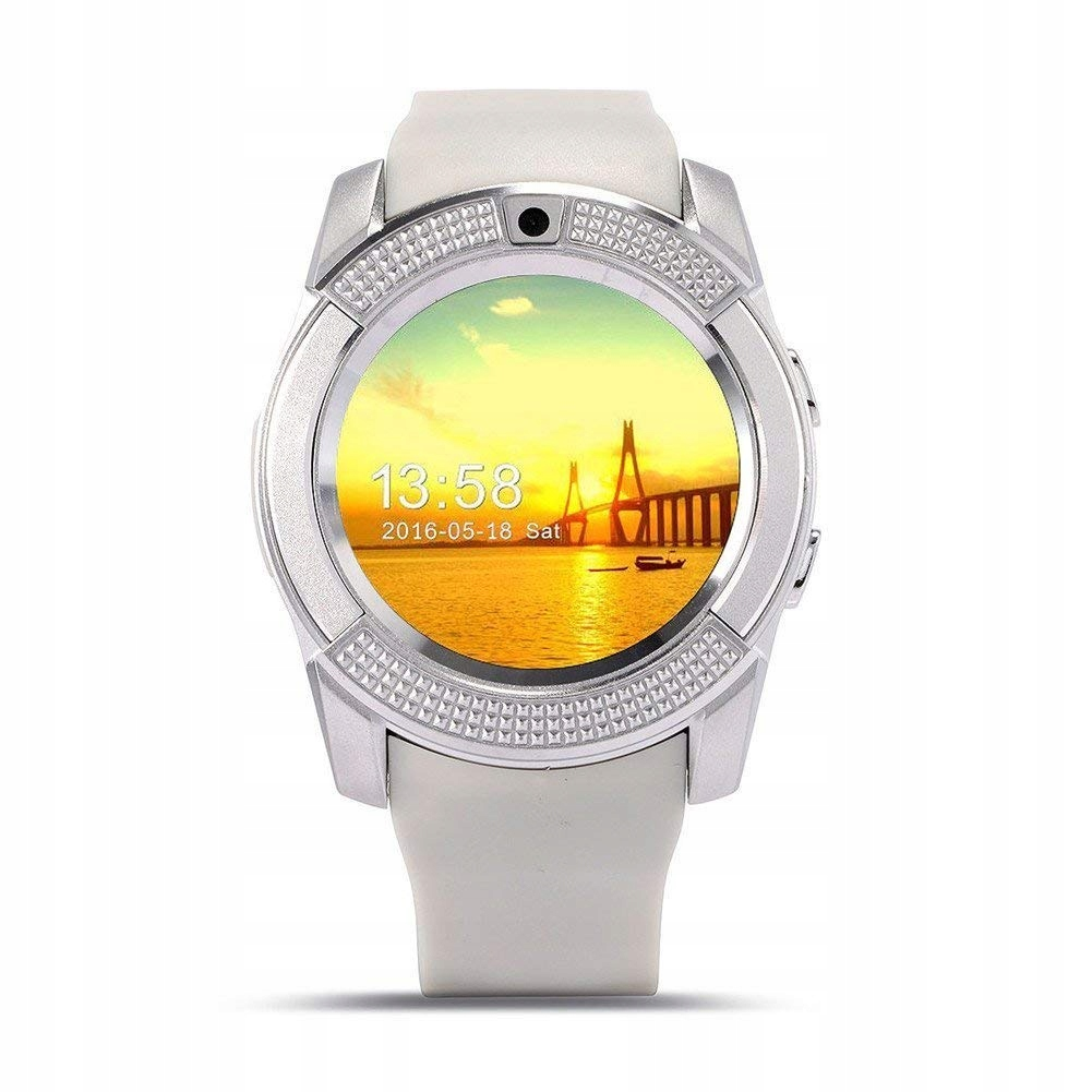 Zegarek damski SMARTBAND smartwatch bluetooth GSM