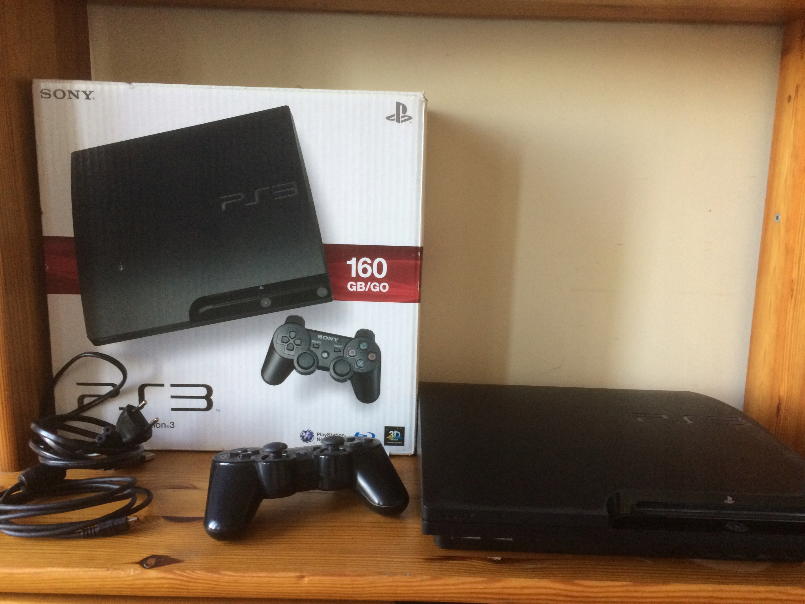 PS3 + gry + PS Move