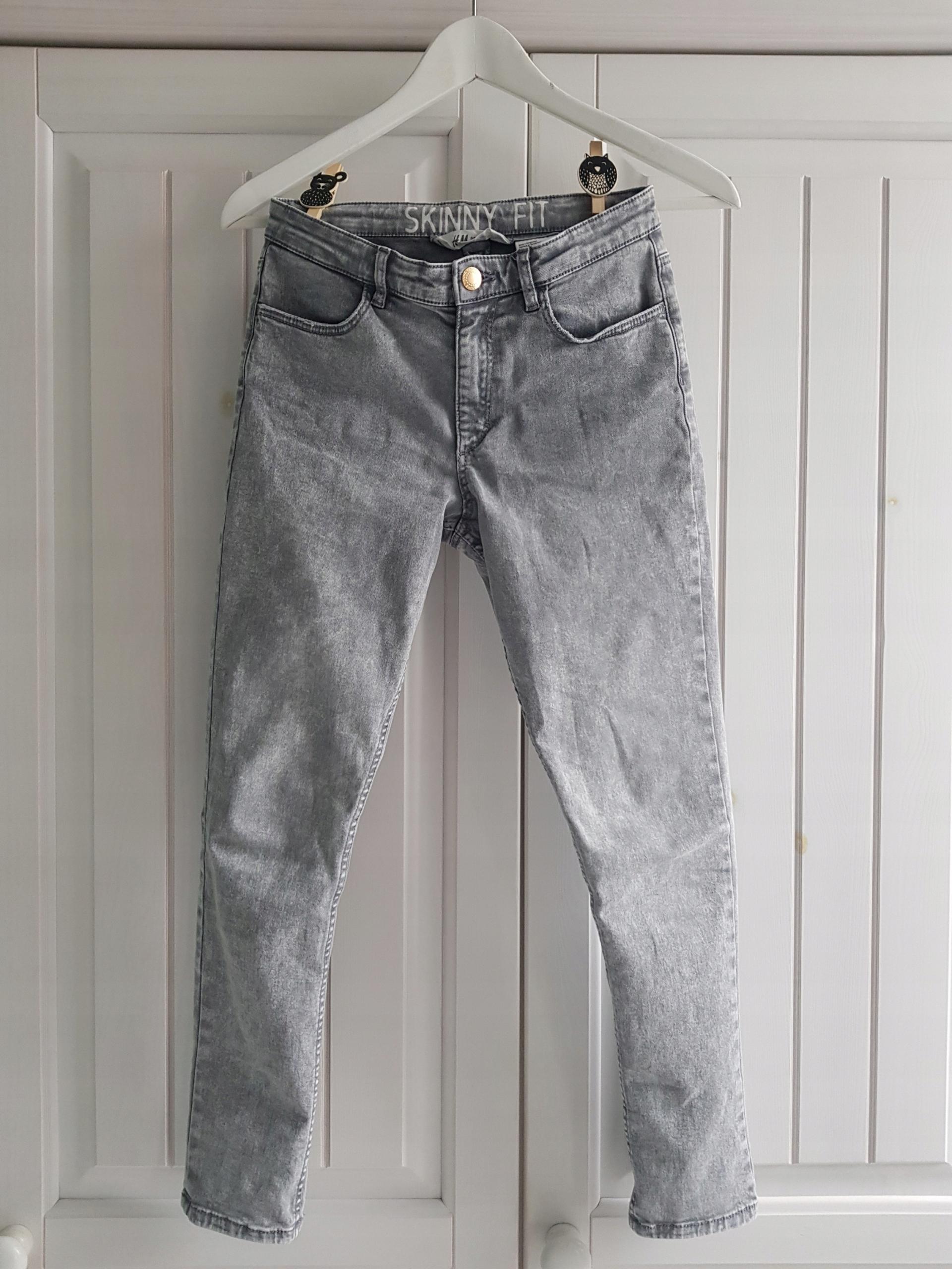H&M spodnie skinny 152 CM 11-12 LAT