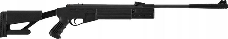 Wiatrówka Hatsan Striker AR 4,5mm ZESTAW STRZELCA