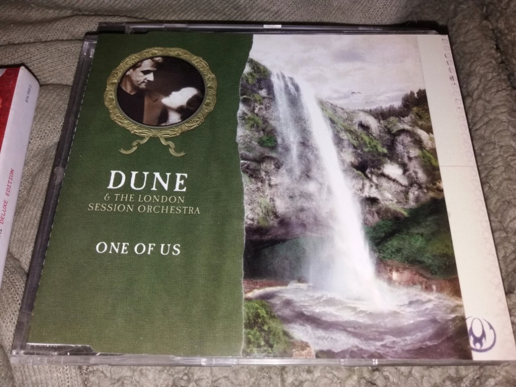 Dune One of us - maxi cd.