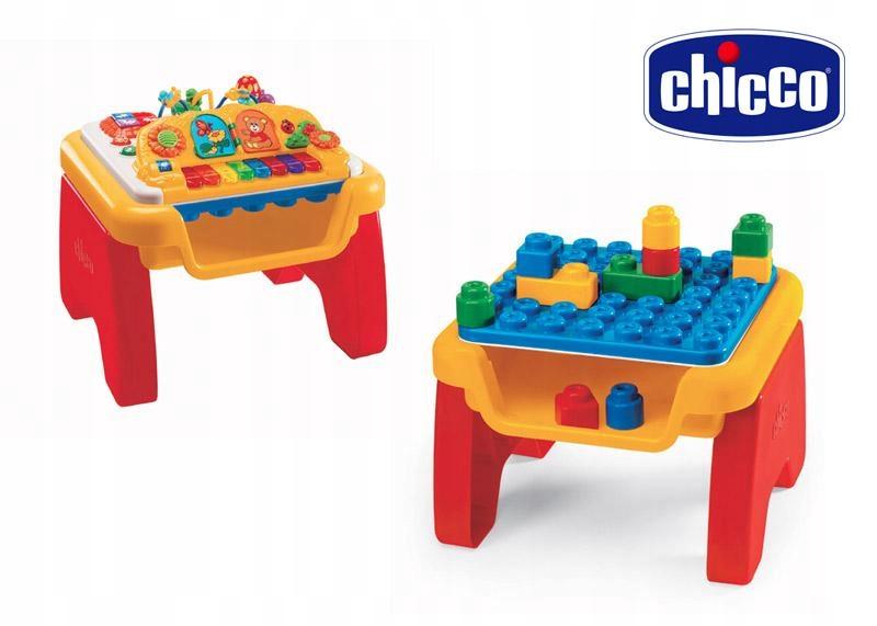 CHICCO stoliczek edukacyjnego Music'n'Play 3 w 1