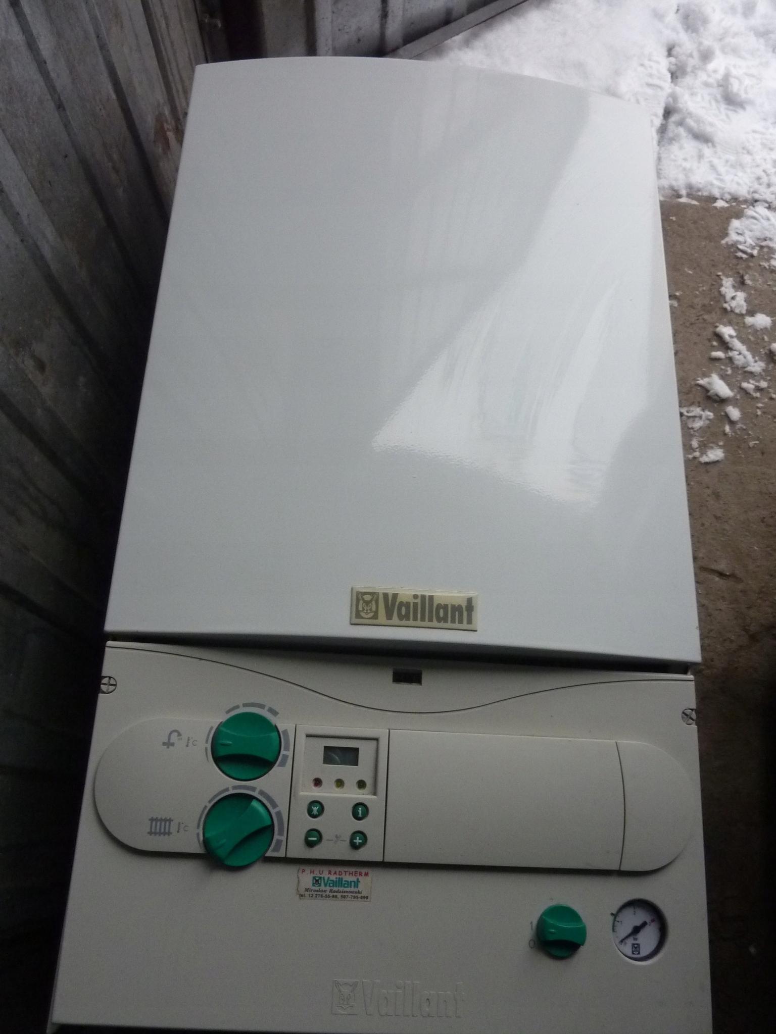 Valliant piec gazowy VU-PL 120 /2-5