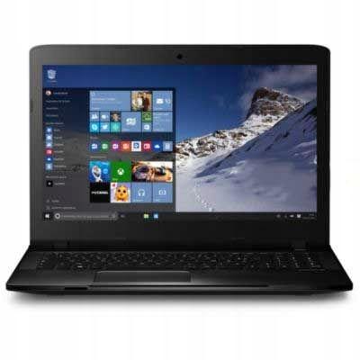 Laptop 1510 i5-5200U 2x2,7GHz 4GB 500GB Win10