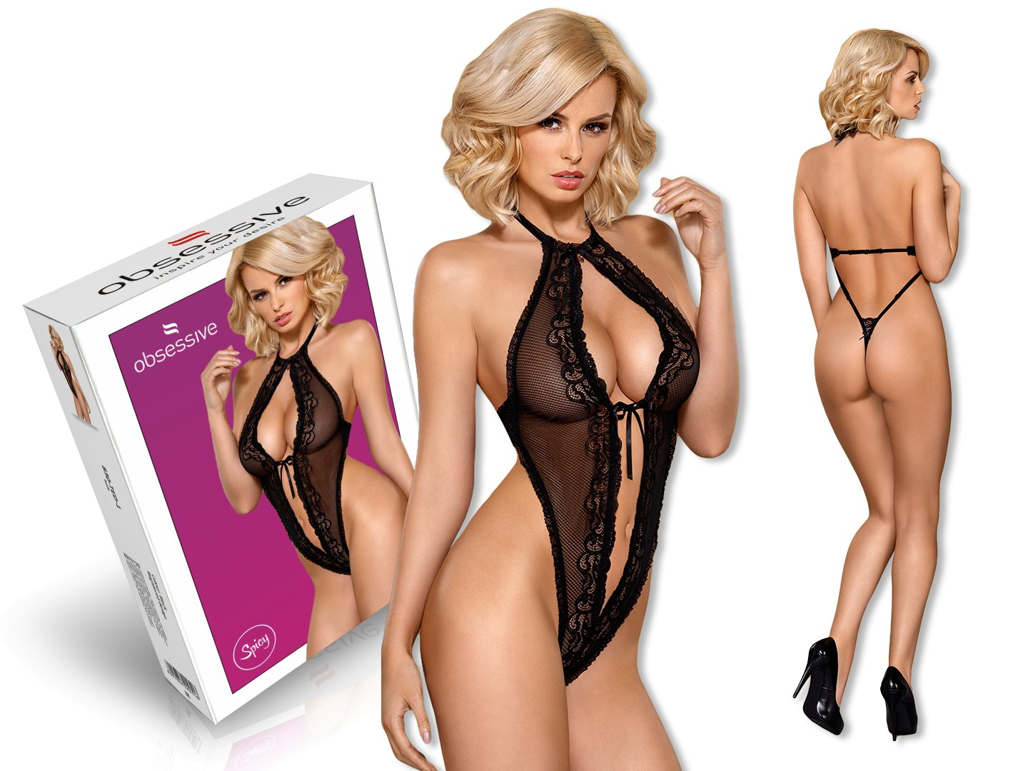 OBSESSIVE body 830-TED-1 S/M