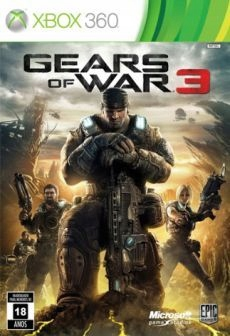 Gears of War 3 XBOX ONE