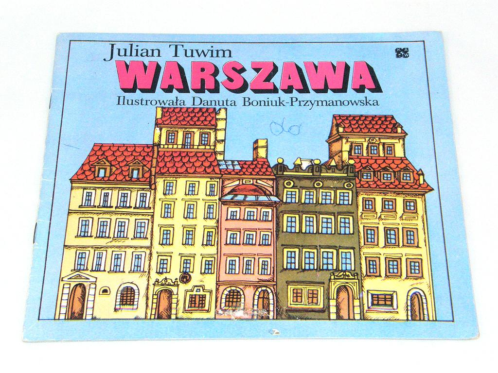 Warszawa Julian Tuwim 7175675035 Oficjalne Archiwum