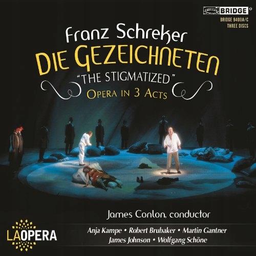 CD Schreker, F. - Sie Gezeichneten La Opera Orches