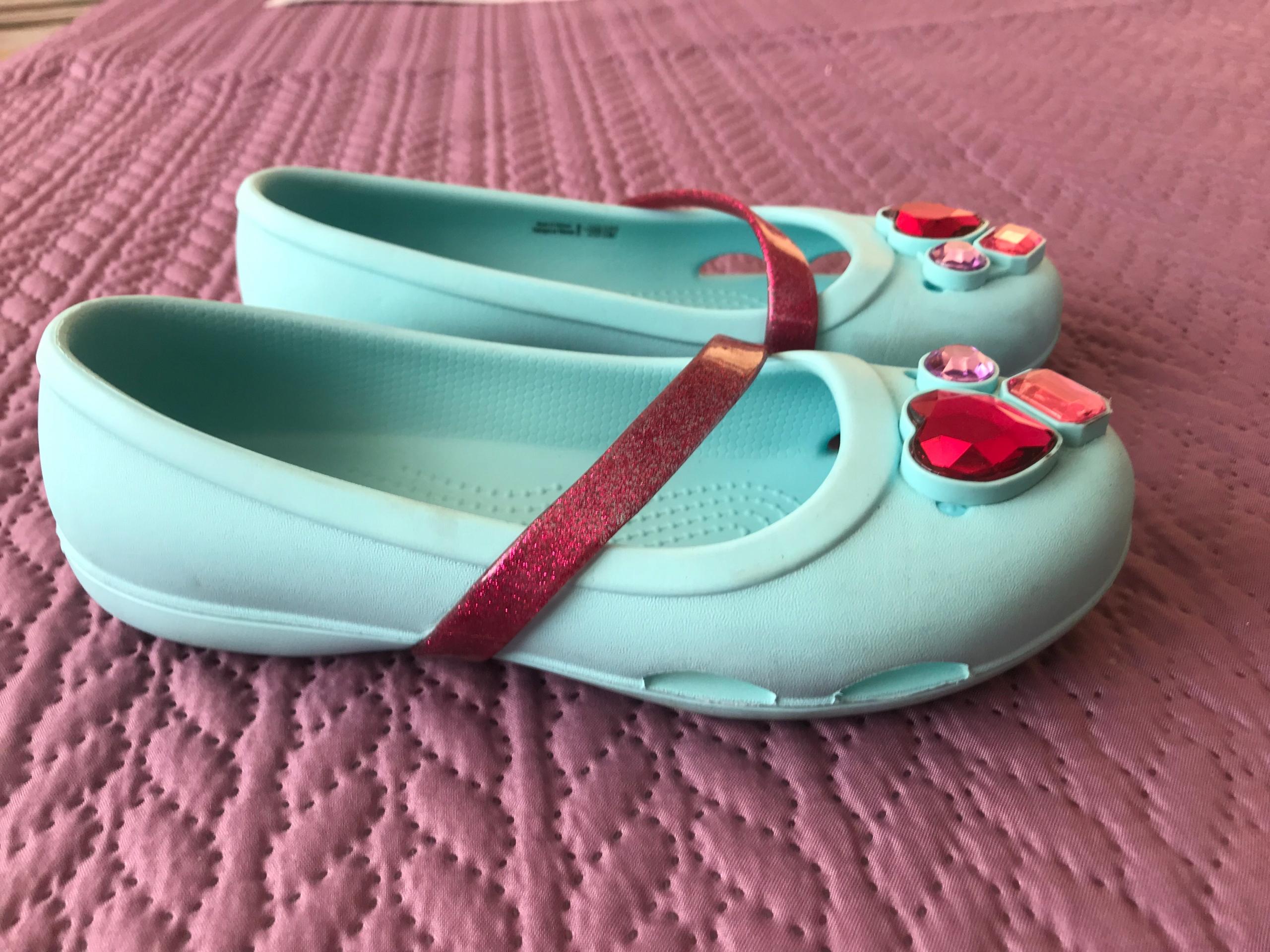 crocs buty z USA ok 21 cm