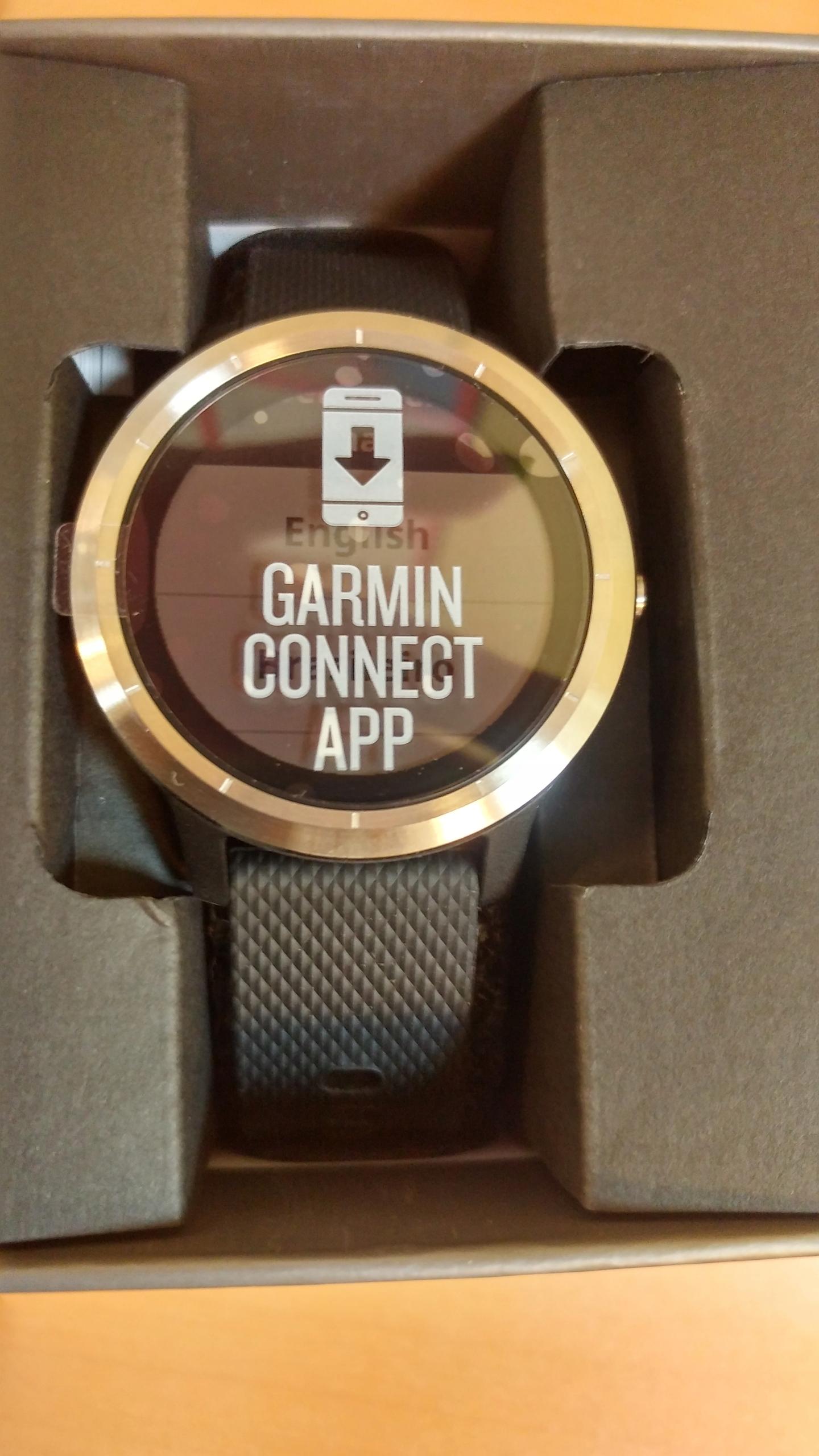 GARMIN Vivoactive 3 GPS Wodoodporny