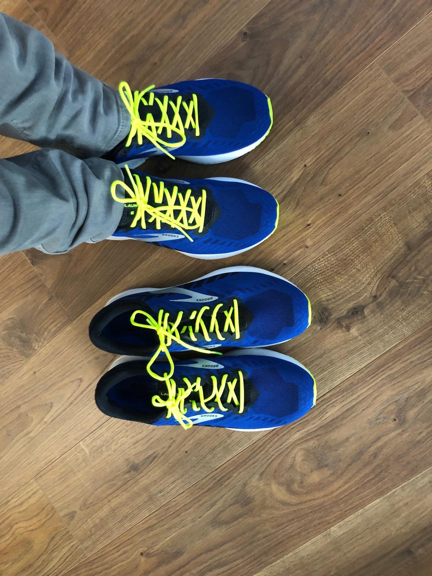 Buty do biegania, Brooks Launch 6, buty na maraton