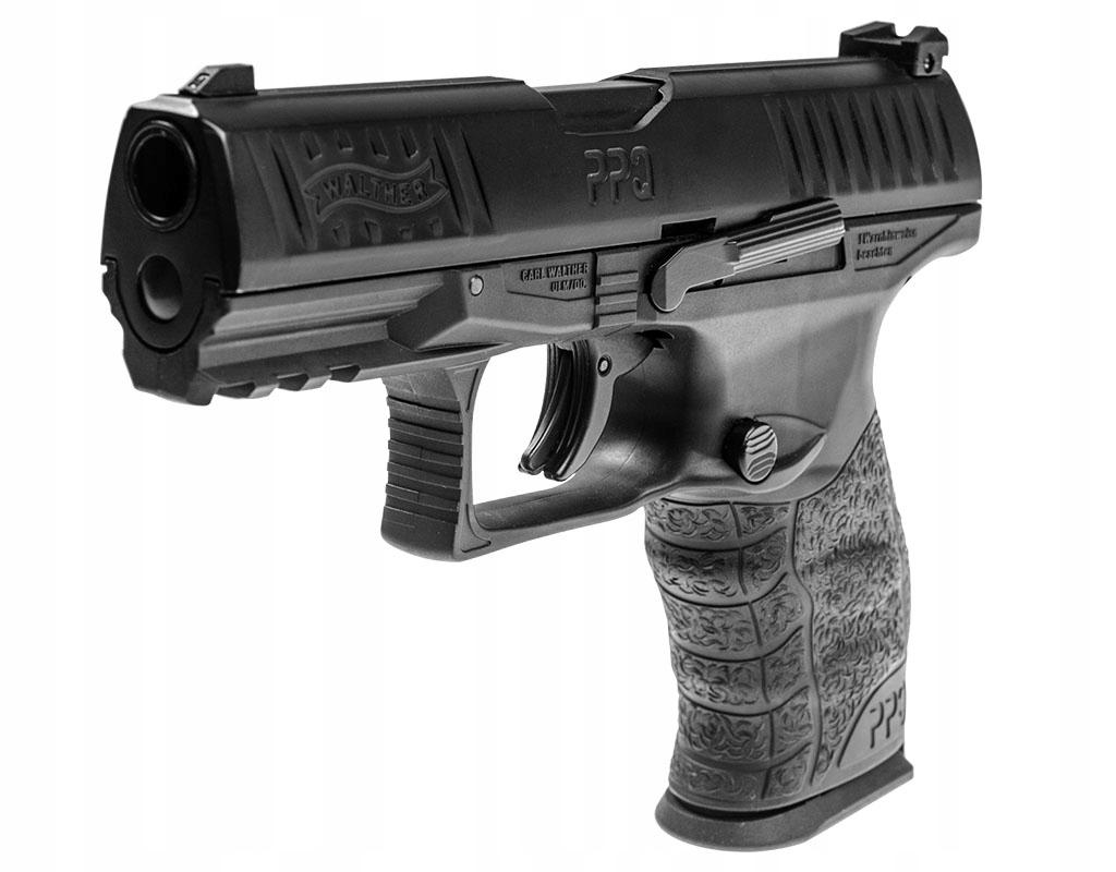 Pistolet CO2 RAM Combat Walther PPQ+ kabura + kule