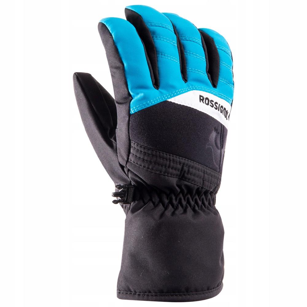 Rękawice narciarskie RLHYG12 Jr Tech Impr r.6