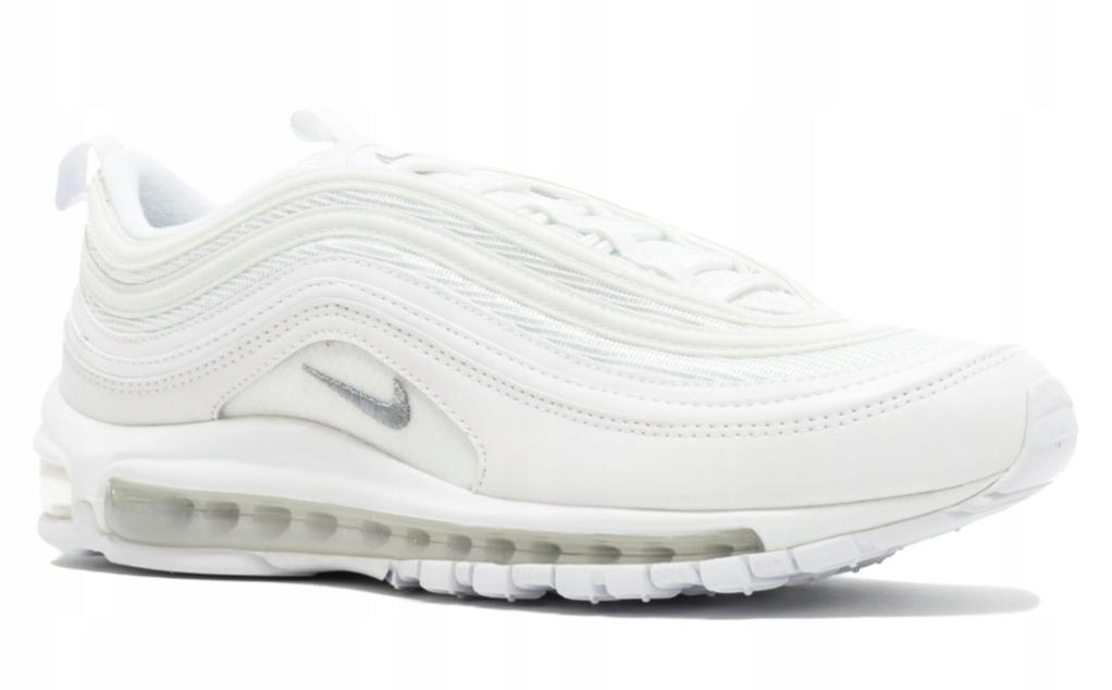 Buty Nike Air Max 97 Roz. 45 Białe *Nowość* Hit 7710485878