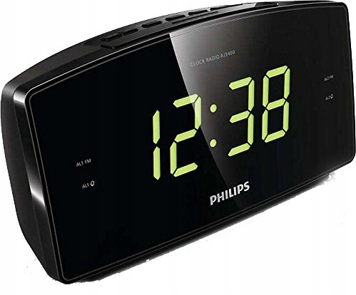 Radiobudzik Philips AJ3400