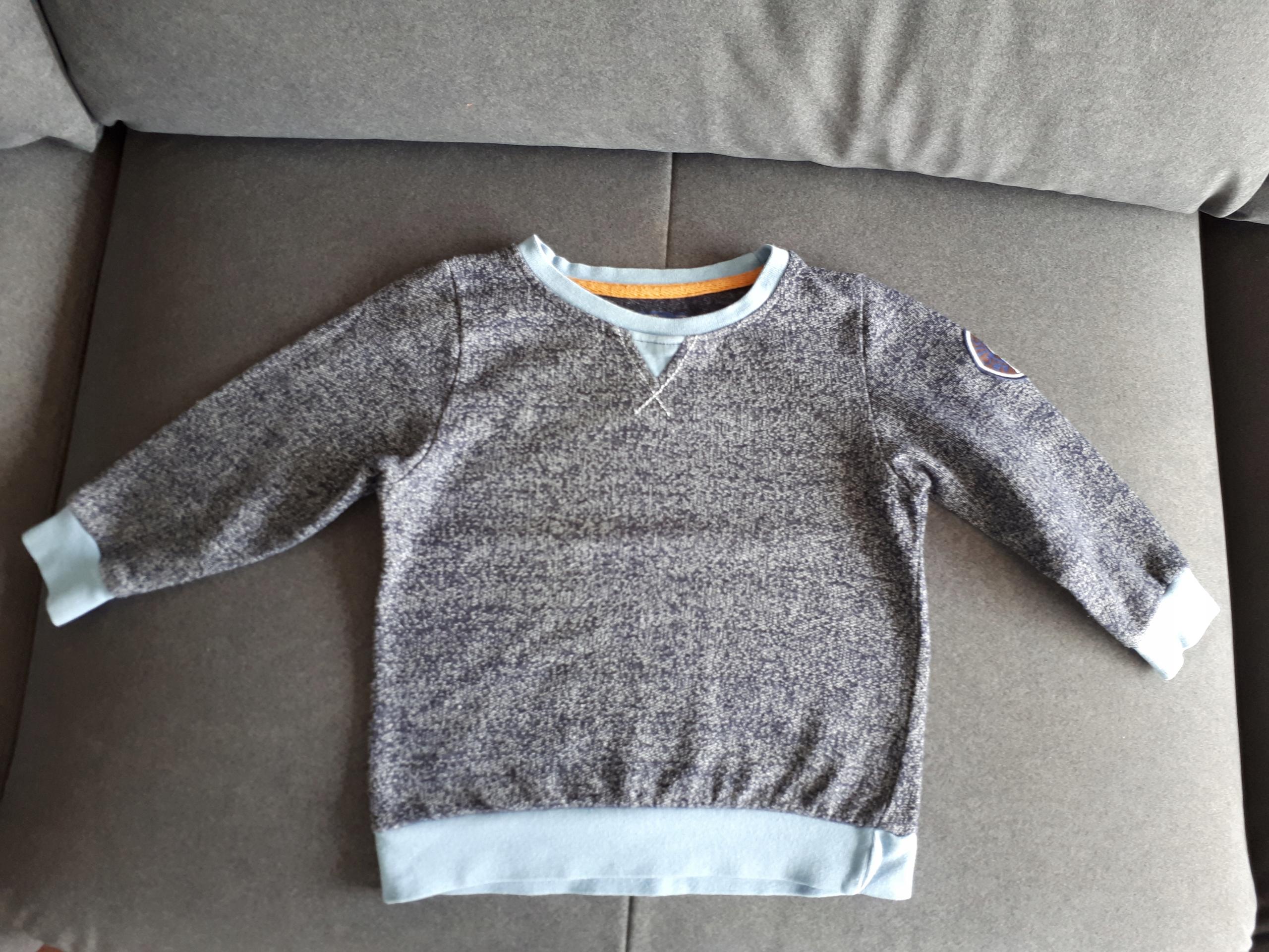 Bluza marki 5 10 15 rozmiar 92