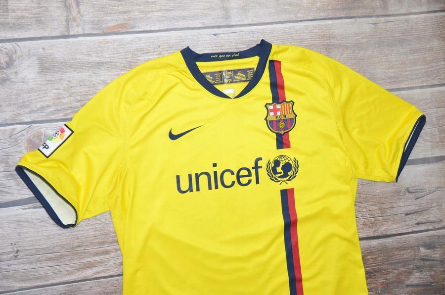 NIKE FC BARCELONA 2008/09 _ L