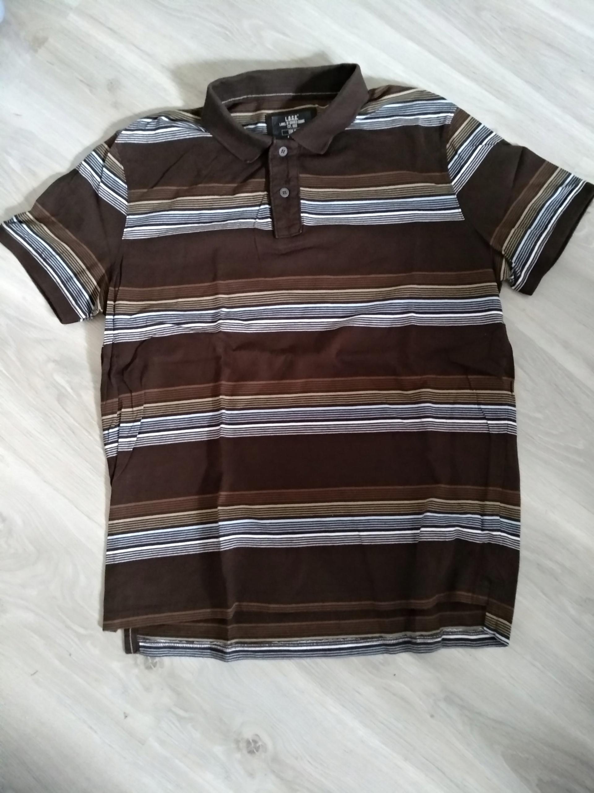L.O.G.G. by H&M koszulka polo r.XL