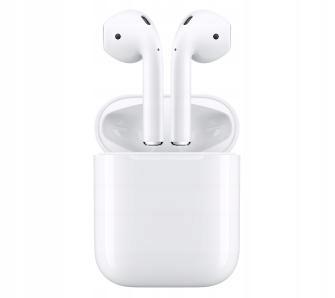 Słuchawki Apple AirPods white