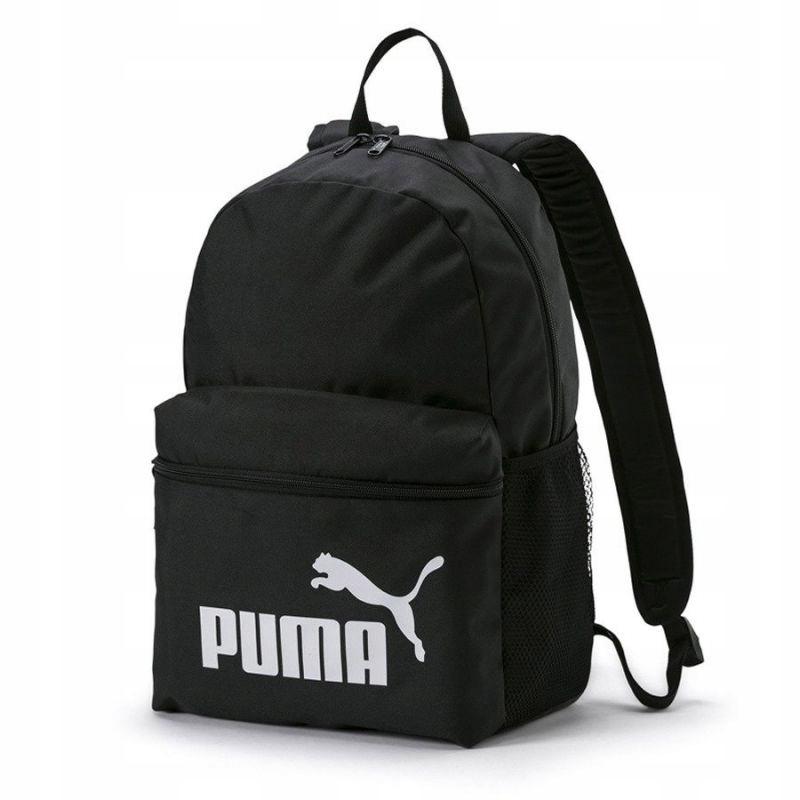 Plecak szkolny sportowy A4 Puma Phase czarny