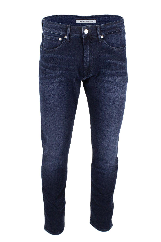Calvin Klein Jeans Jeansy Mężczyzna W36_L34