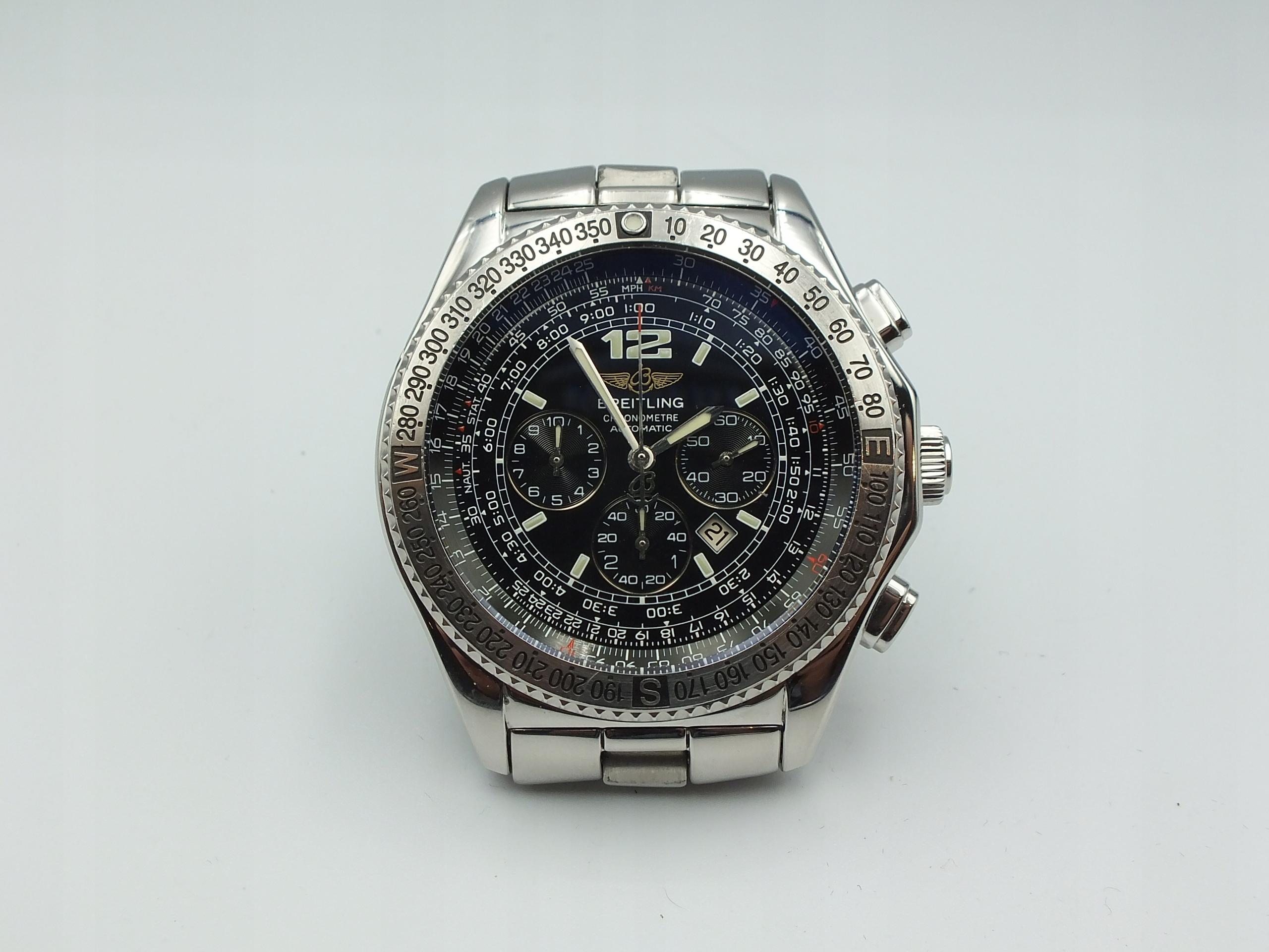 Breitling B-2 zegarek