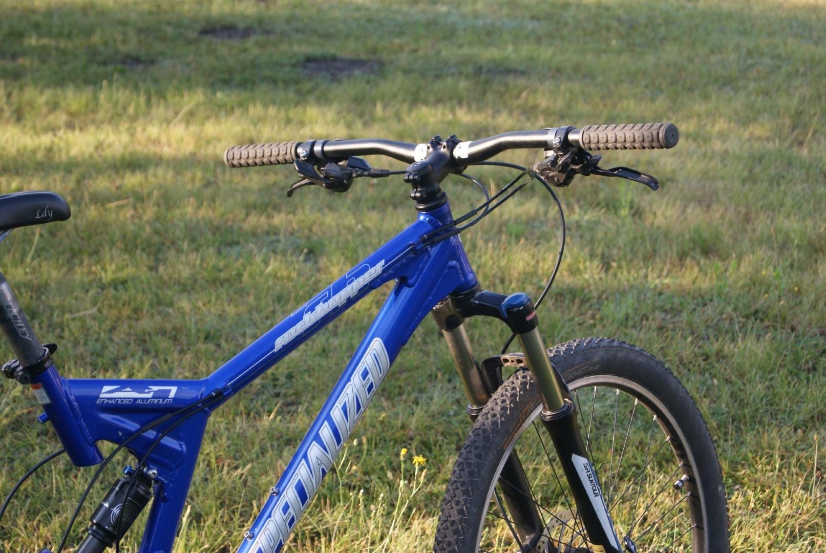 Specialized FSR XC - FULL XC Enduro rower MTB AM