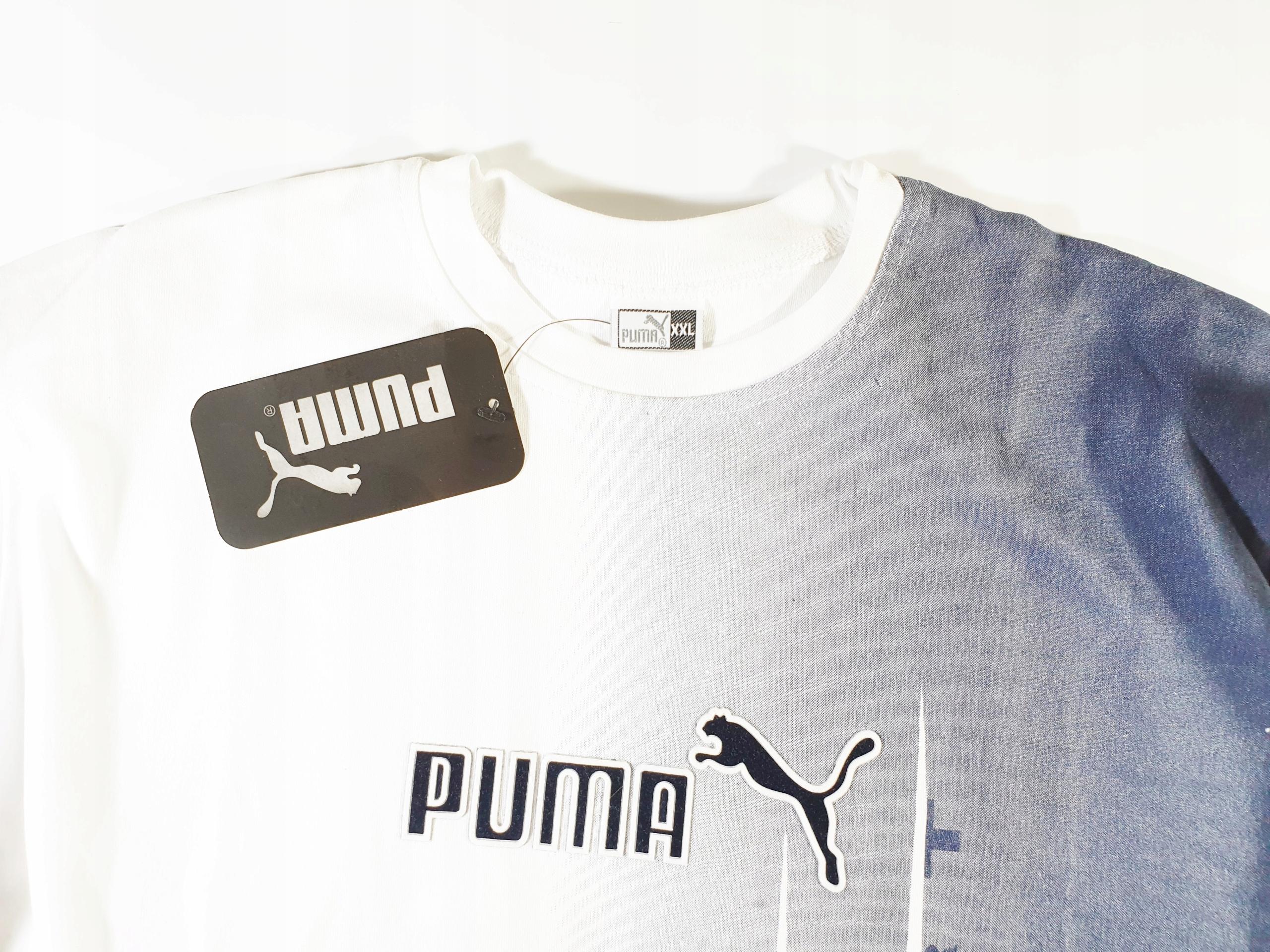 Nowa koszulka PUMA męs. rozm. XXL