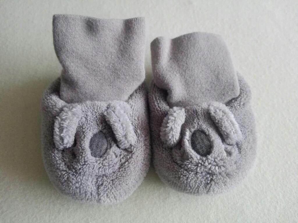 Buciki niemowlęce H&M 0-3 miesięcy