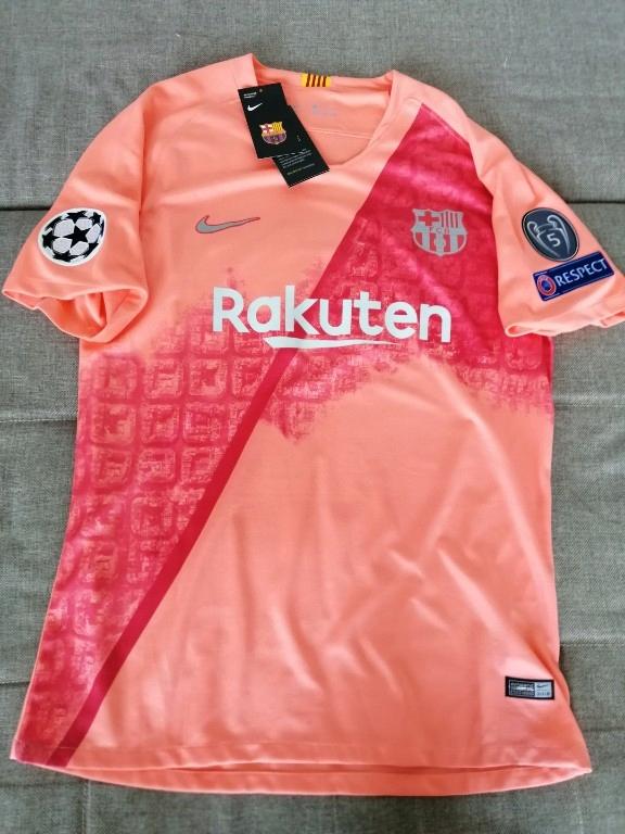 FC Barcelona Barca XL 3 2018/2019 Messi