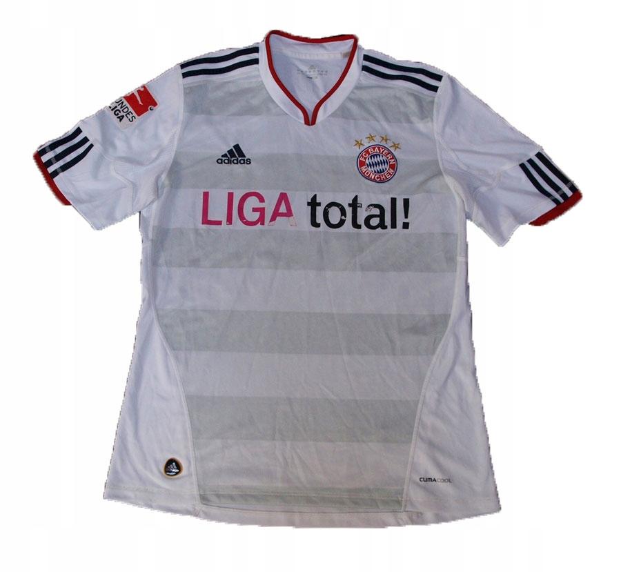 ADIDAS FC BAYERN MUNCHEN SCHWEINSTEIGER 2010/2012