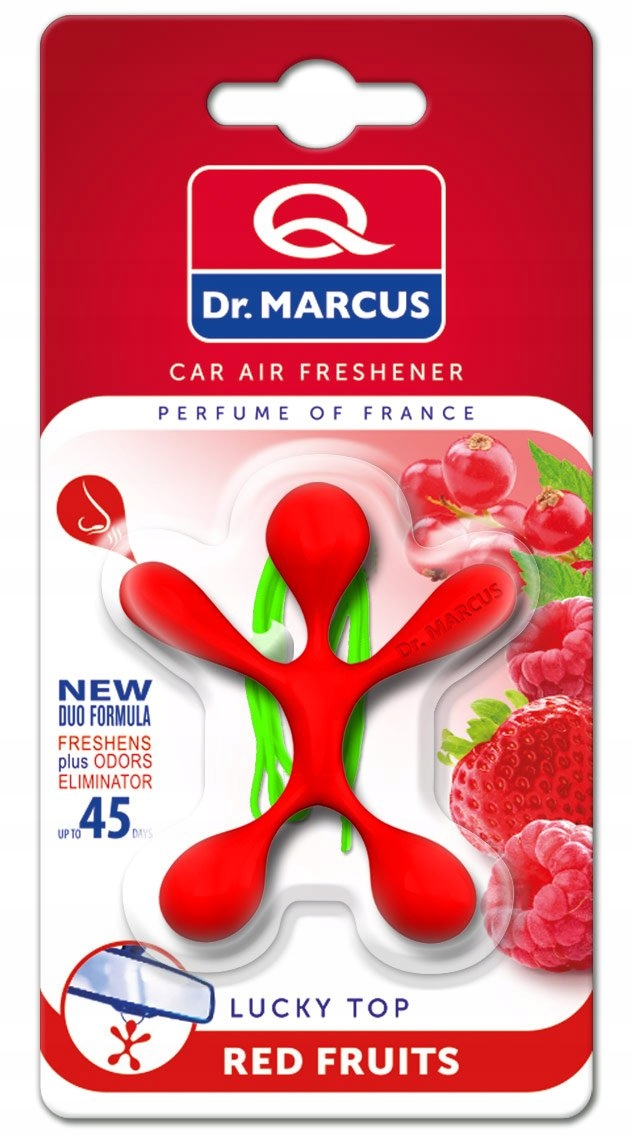 Dr. Marcus Lucky Top Red Fruits ludzik zapachowy