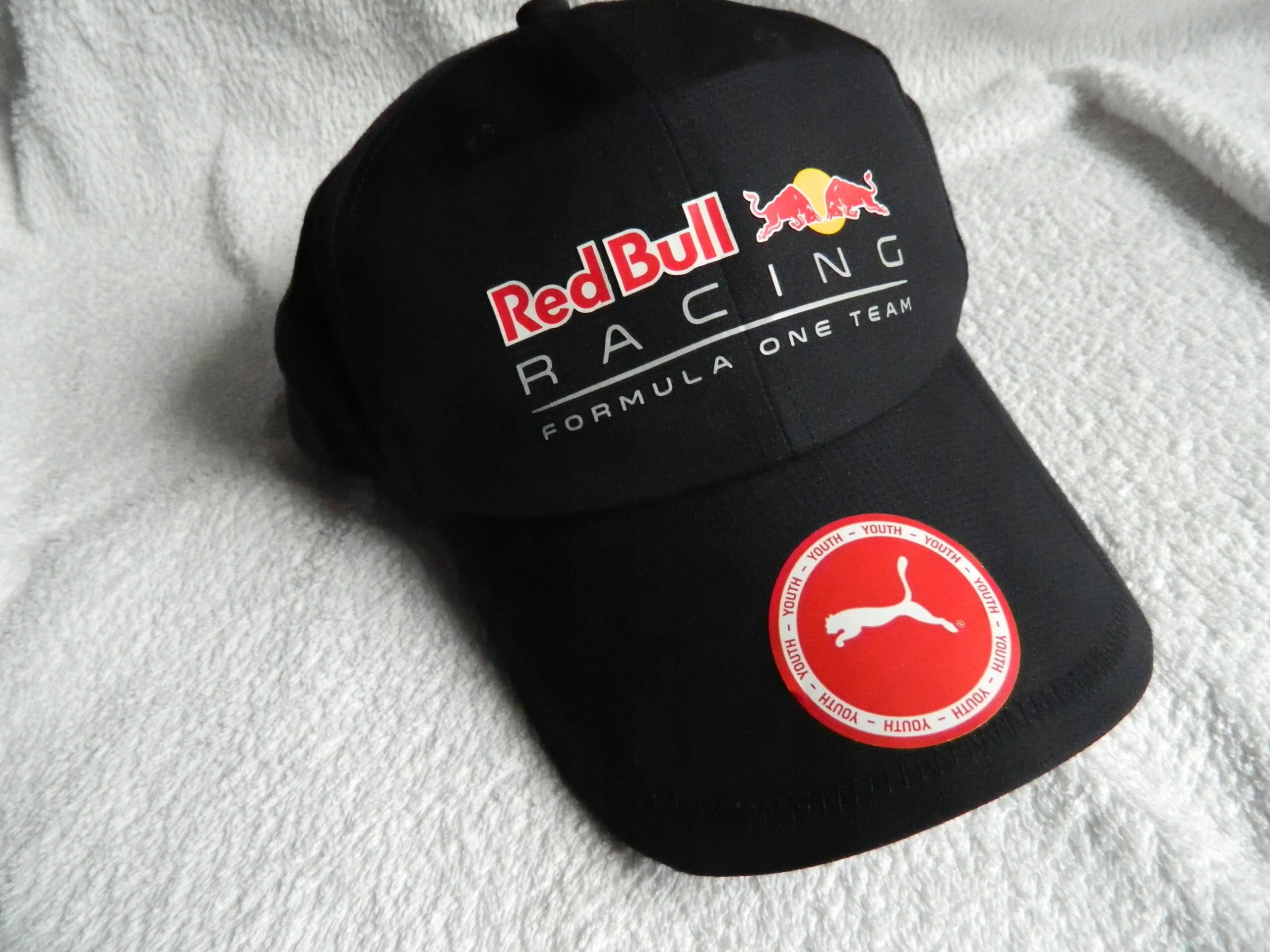 4b5e19910 F1 RED BULL RACING PUMA Formuła czapka z daszkiem - 7863146967 ...