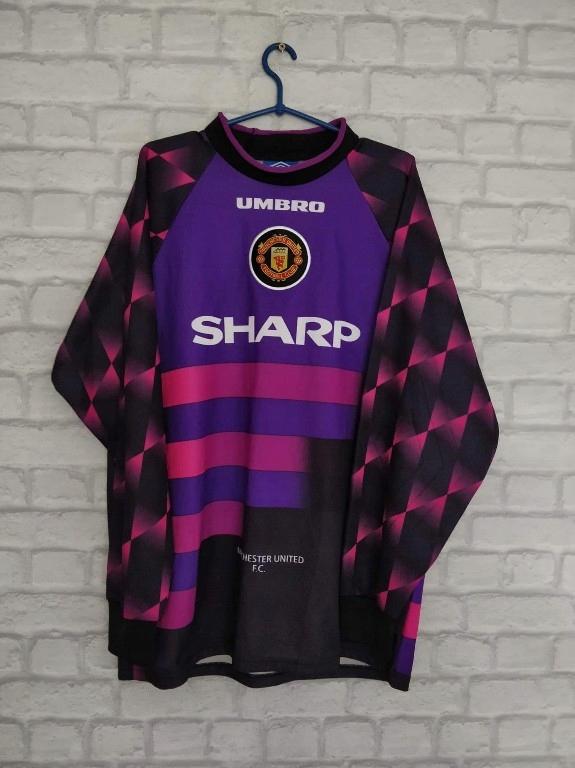 Koszulka Manchester United Peter Schmeichel 96/97