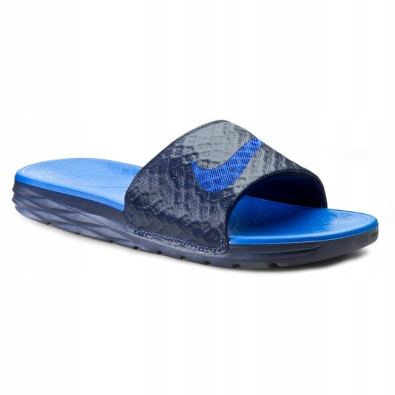 Klapki męskie Nike Benassi 705474-440 R 45