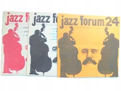 Jazz forum 24-26 nr 4-6/73 - 1973 24h wys