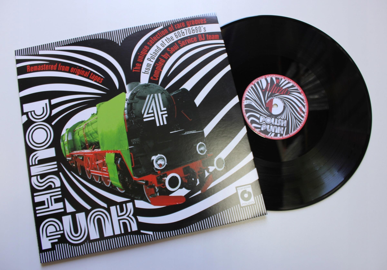 JVR | VARIOUS - Polish Funk 4